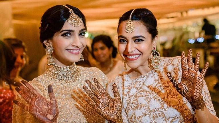 Sonam Kapoor Ahuja wishes 'behen' Swara Bhasker on her birthday, shares throwback pics from her wedding