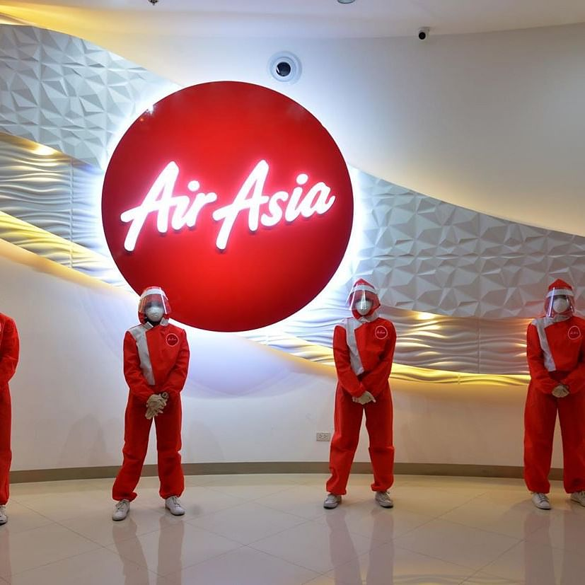 AirAsia introduces new personal protective equipment for its cabin crew members