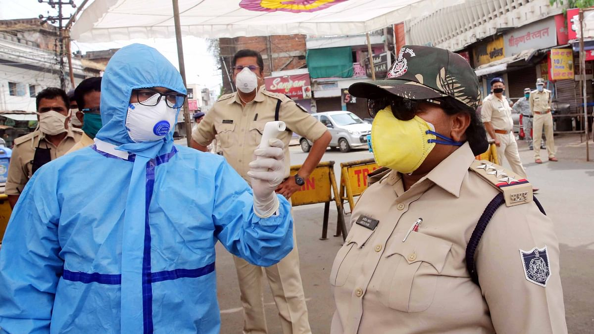 Indore: 5 cops test coronavirus positive in one day