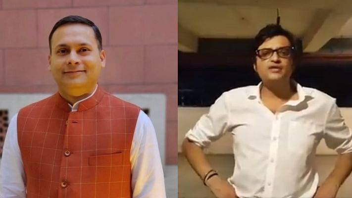 Those who attack Arnab Goswami are enemies of those on the side of the truth: Amit Malviya