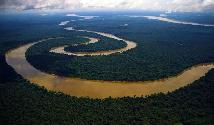 Living in Amazon forest has its own challenges