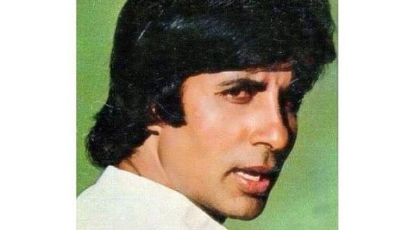Veteran Actor Amitabh Bachchan