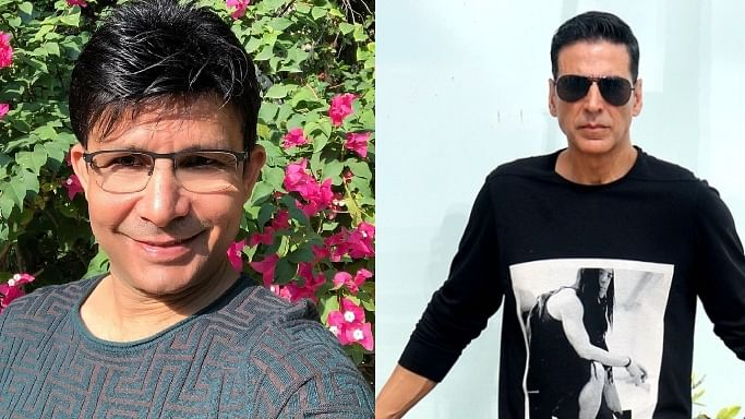 'Our govt giving only bhashan and ration': KRK says 'Akshay Kumar's country Canada is the best amid COVID-19