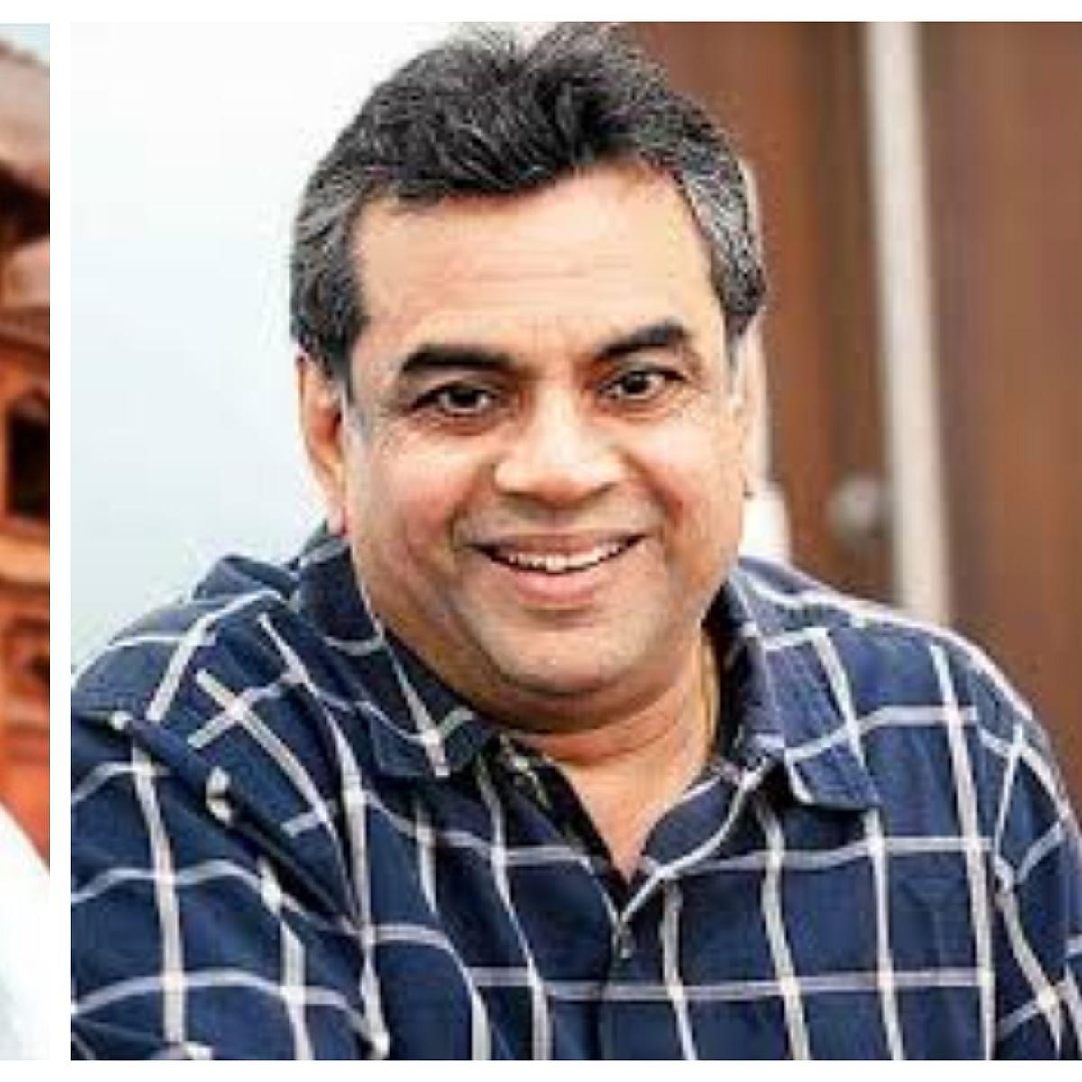 Paresh Rawal's son Aditya to debut as actor in OTT film 'Bamfaad'