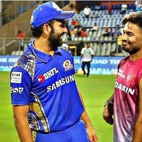 'Ek saal hua nahi usko cricket khelke, chhakke ka competition kar rha hai': Rohit Sharma mocks Rishabh Pant