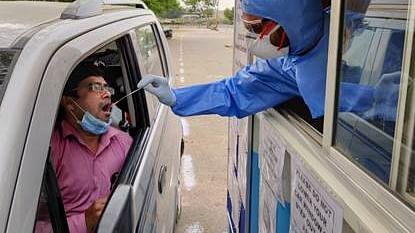 SRL Diagnostics launches drive-through Covid-19 testing centres in Mumbai