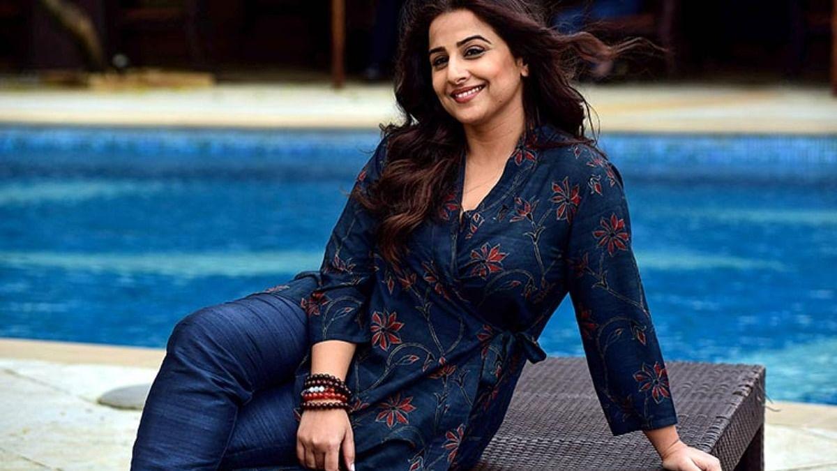 'I find it easier to follow my heart,' says Vidya Balan