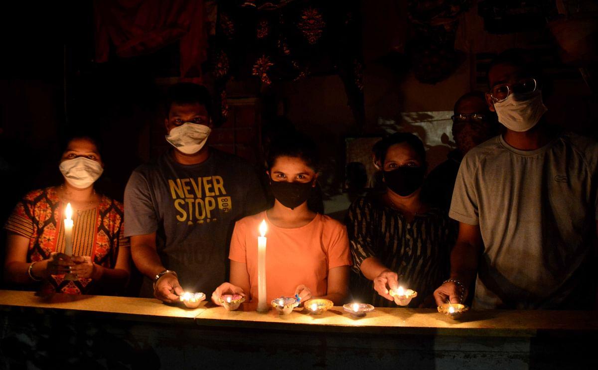 #LightsOfHope trends after Indians respond to PM Modi's 9 baje 9 minute