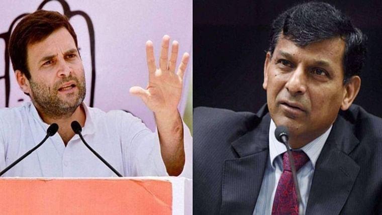 Rs 65,000 cr needed to help poor: Highlights of Rahul Gandhi's conversation with Raghuram Rajan