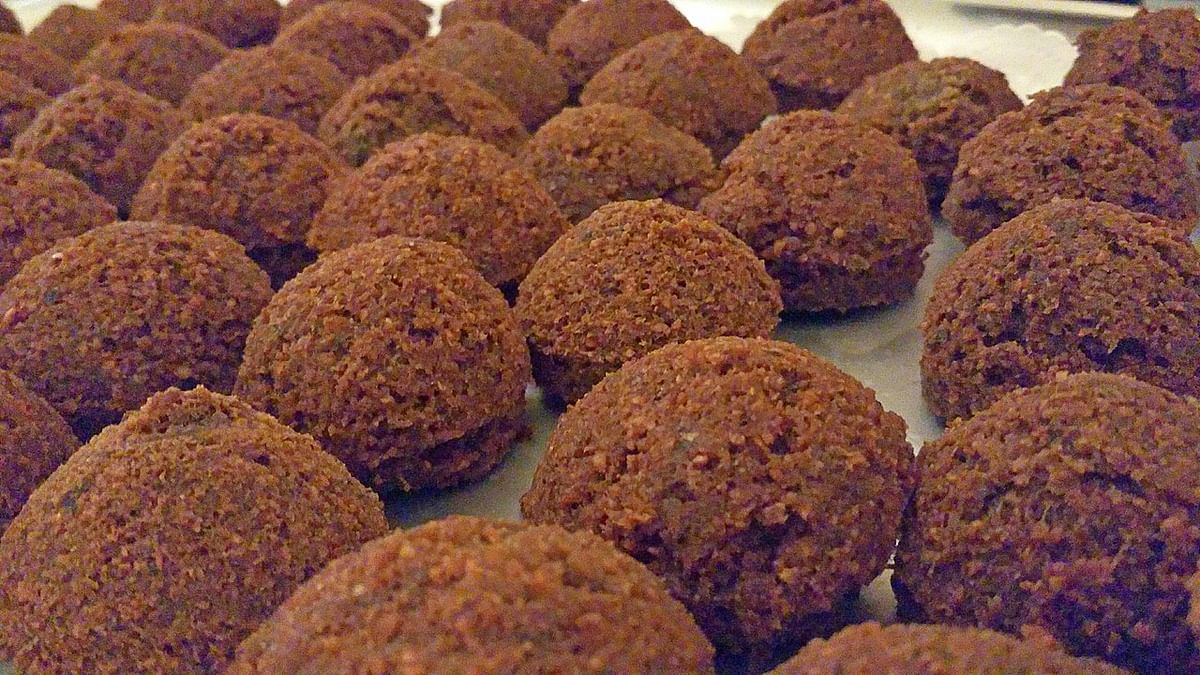 Lockdown Nutrition: From the land of Arabs, Falafel with taste & health combined