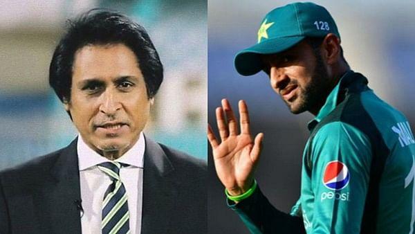 Shoaib Malik, Ramiz Raja engage in war of words