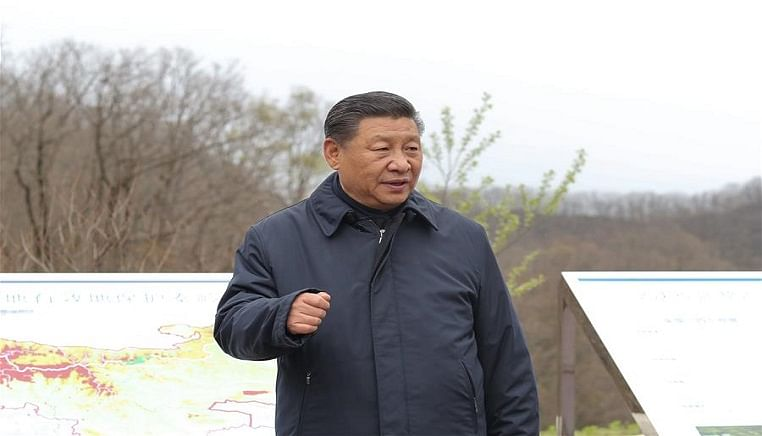 Chinese President Xi Jinping (File Photo)