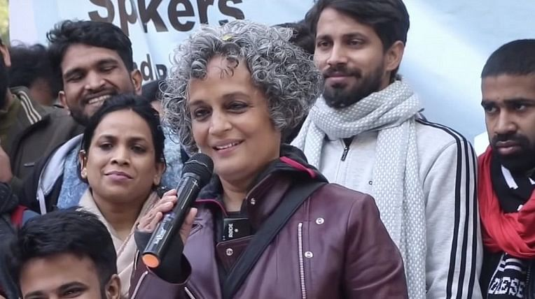 Arundhati Roy - the author who cried genocide