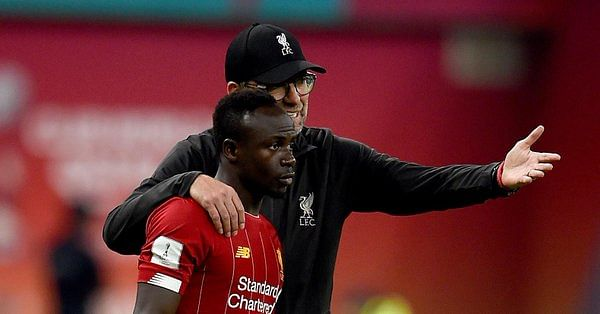 Liverpool manager Jurgen Klopp accused of racism for 'rapper' remark about Sadio Mane