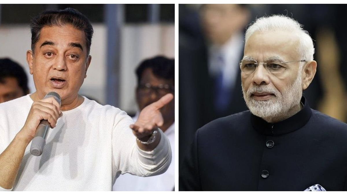 Kamal Haasan asks PM Modi to explain need for new Parliament 'when half of India is hungry'
