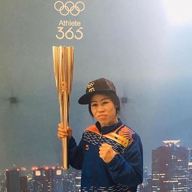 Six-time World Champion Mary Kom eager to win gold at Olympics
