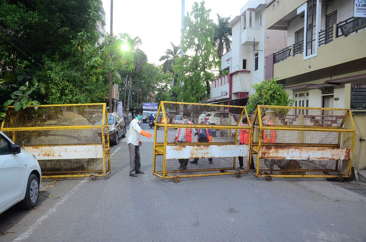 Coronavirus in Mumbai: Sealed building count dips by 200 in 4 days