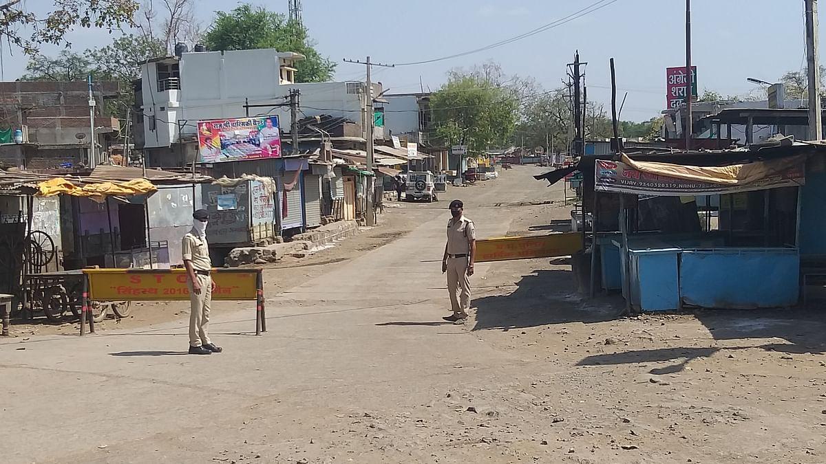Madhya Pradesh: Small villages earnestly following lockdown