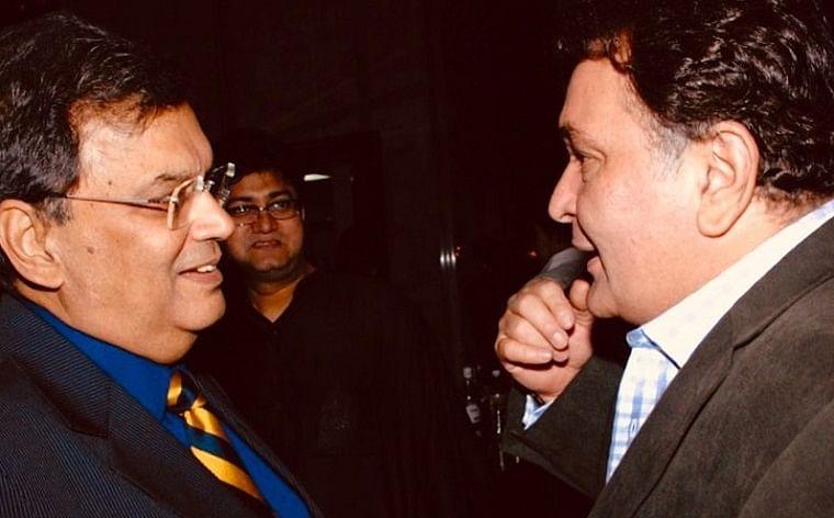 Subhash Ghai shares fond memories of Rishi Kapoor, the 'child star'