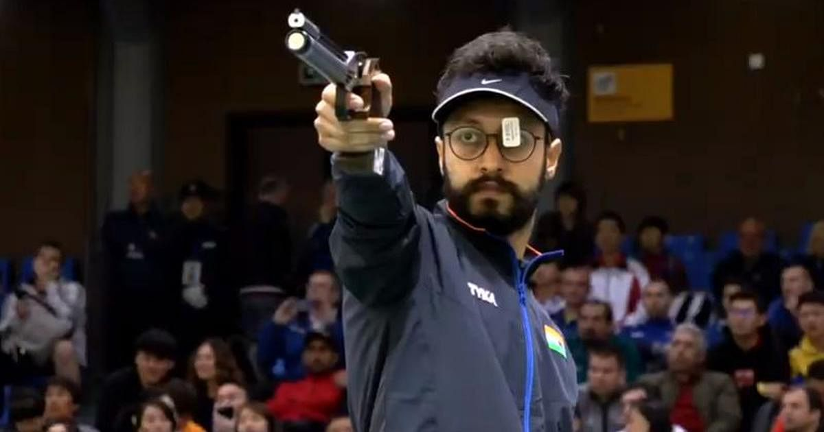 From learning German to playing guitar, here's how India's shooter Abhishek Verma is spending his time in quarantine