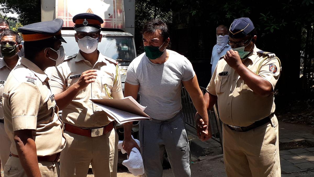 Mumbai: After arrest over FB video, actor Ajaz Khan gets bail