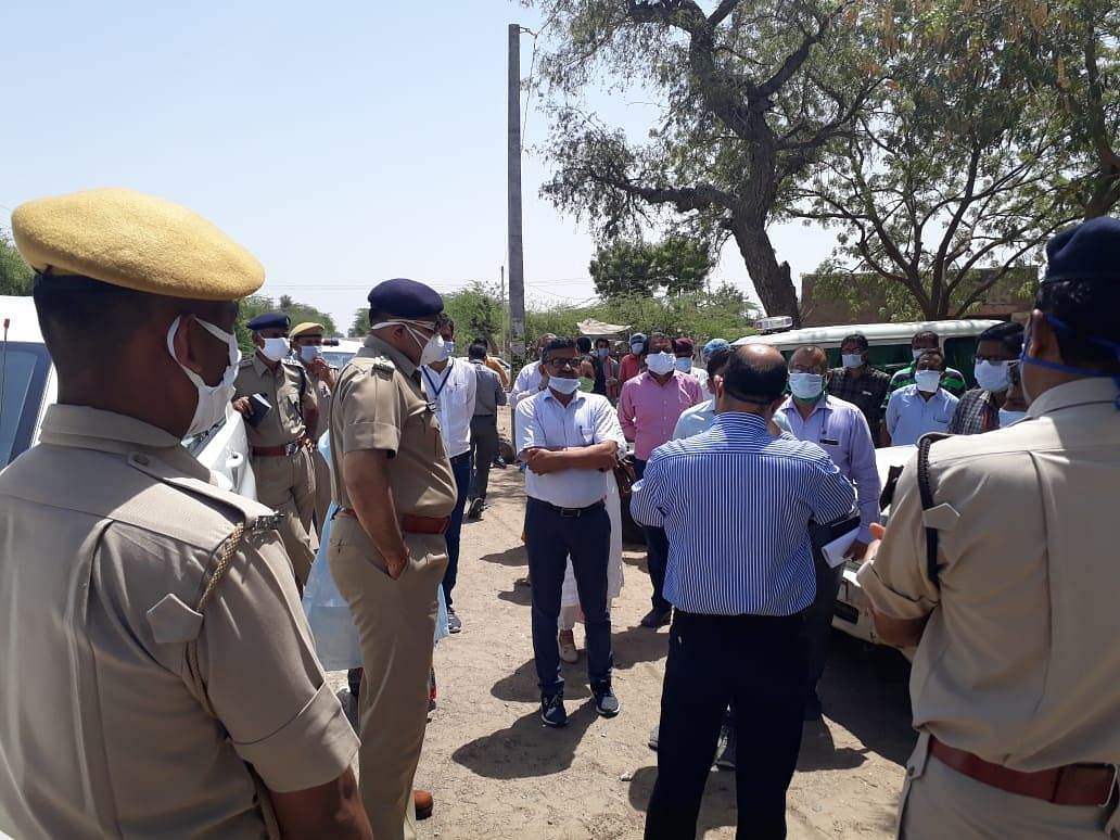 Coronavirus in Rajasthan: FIR against school principal Abdul Rahman for abusing health workers
