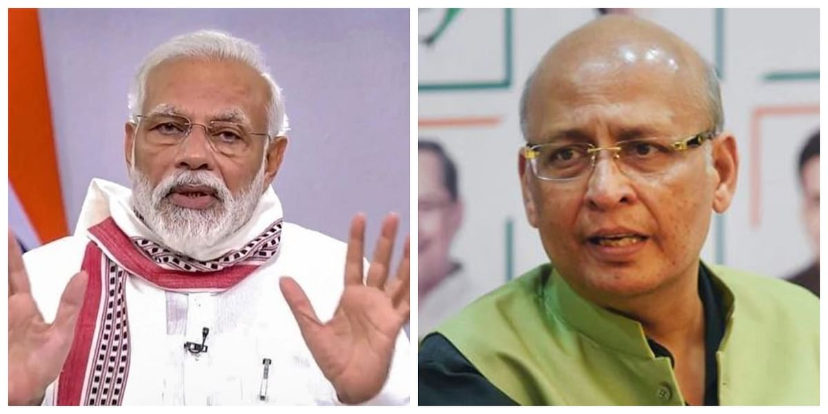 PM's address without specific guidelines is like Hamlet without Prince of Denmark: Cong leader Abhishek Singhvi