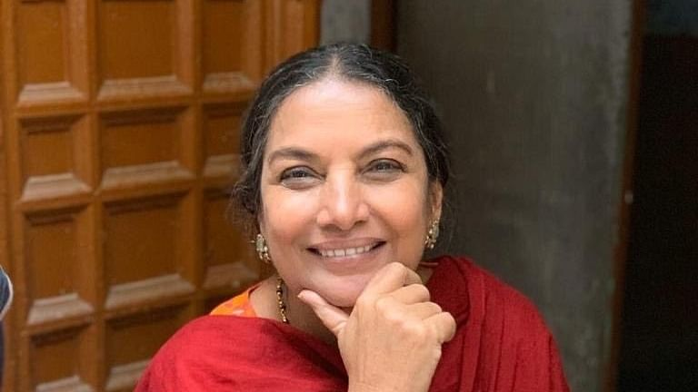 Shabana Azmi channels inner faux Voltaire, condemns attack on Arnab Goswami