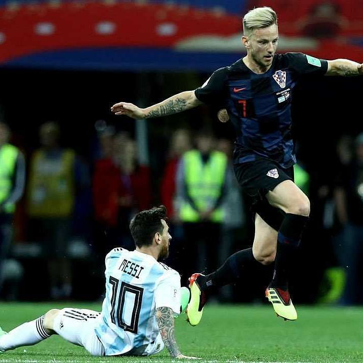 'Barcelona career is over': Netizens speculate Ivan Rakitic's departure after his World Cup dig at Messi