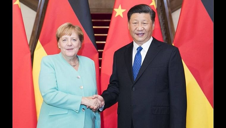Fact Check: Did Germany really send China a 130-billion-pound bill over coronavirus?