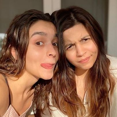 Alia Bhatt 'bakes a little' with sister Shaheen, shares pic of banana bread and chocolate cake