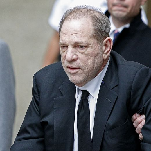 Movie mogul Harvey Weinstein faces 6 new forcible sexual assault counts