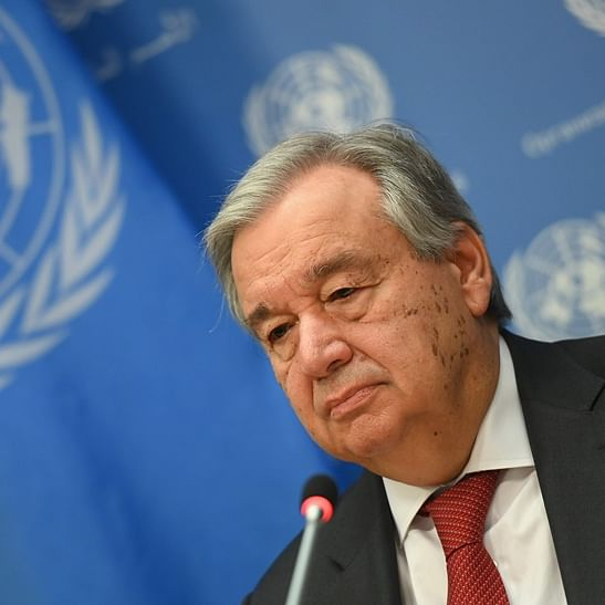 Now not the time to reduce resources for WHO as it fights COVID-19: Antonio Guterres