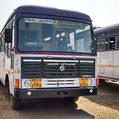 Maharashtra: 11,380 MSRTC buses drop 1.42L migrants at state borders