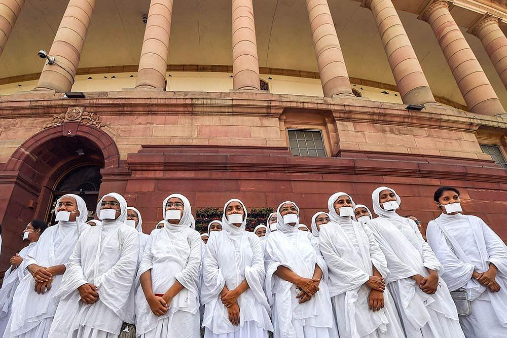 Jain sadhus, sadhvis permitted to practice vihar during lockdown