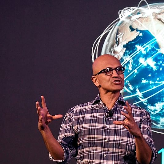 Tech key to exploring new frontiers of economic recovery: Microsoft CEO Satya Nadella