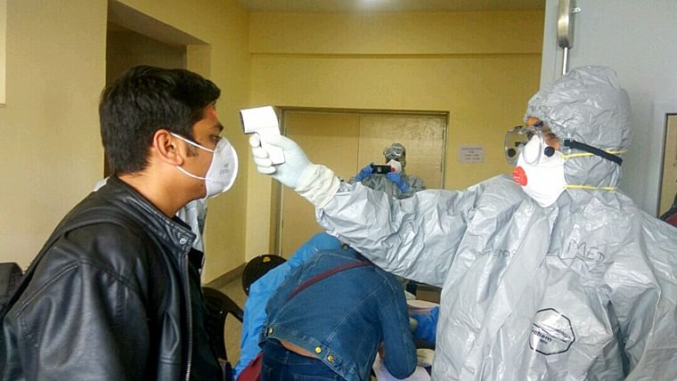 24 people test positive for coronavirus in Indian Army's Hospital in Delhi