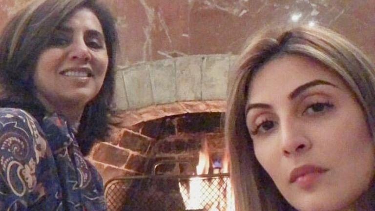 'Got your back ma': Riddhima Kapoor Sahni shares selfie with mom Neetu and Ranbir