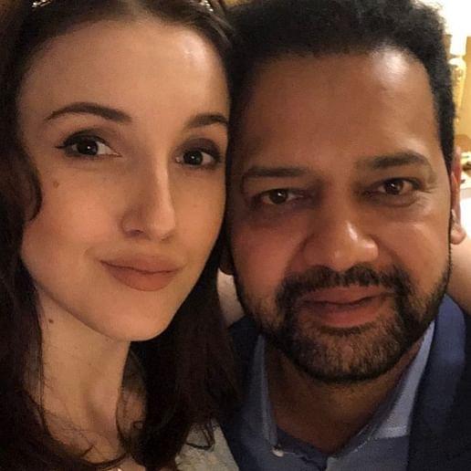 'Bigg Boss' fame Rahul Mahajan and his wife Natalya quarantined after their cook tests COVID-19 positive