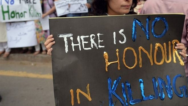 Honour killings: Two Pakistani girls killed for talking to man