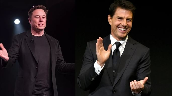 Tom Cruise collaborates with NASA and Elon Musk's SpaceX for film in outer space