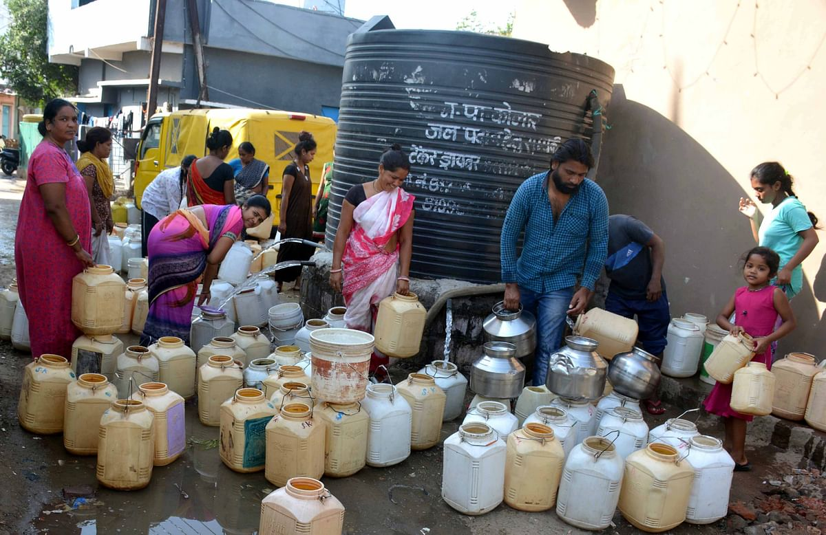 Bhopal: Potable water demand to rise by 40% during summer
