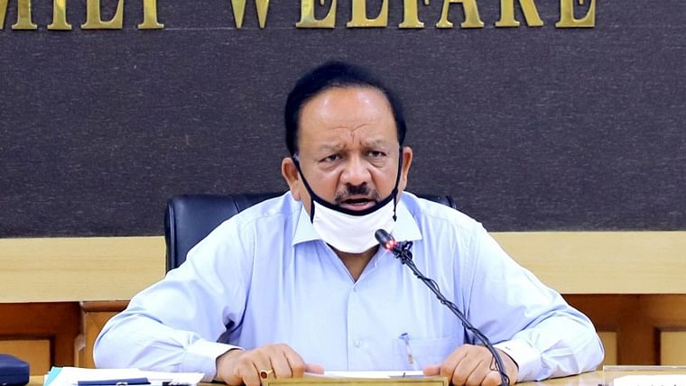 Union Health Minister Dr Harsh Vardhan Union Health Minister Dr Harsh Vardhan