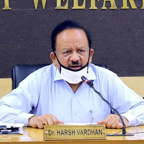 Over 5 lakh PPEs being manufactured per day in India: Union Health Minister Harsh Vardhan