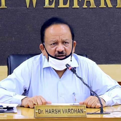 World on verge of defeating coronavirus pandemic, says Harsh Vardhan at WHO meet