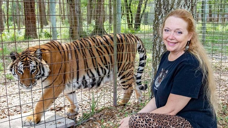 'Tiger King' star Carole Baskin comes out as bisexual