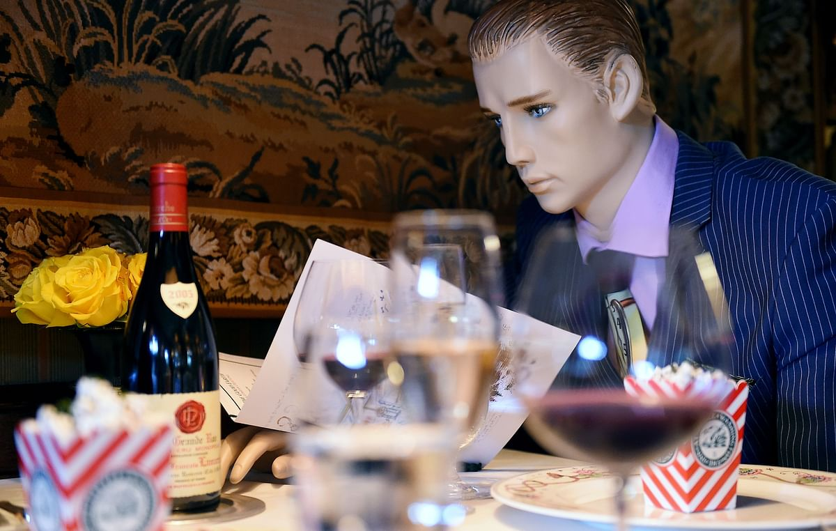 Creepy or cool? Michelin-starred restaurant in Virginia to have costumed mannequins to ensure social distancing