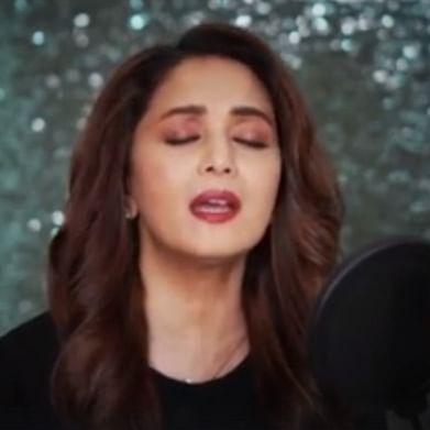 Madhuri Dixit drops hope anthem 'Candle' amid COVID-19 crisis, Karan Johar is all praises