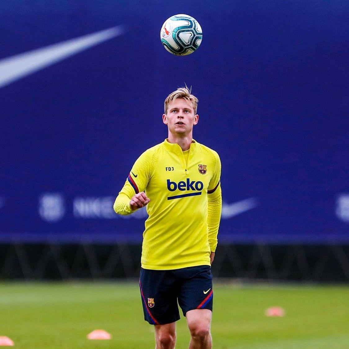La Liga: Barcelona confirm Frenkie de Jong's injury; no return-date fixed for the Dutchman
