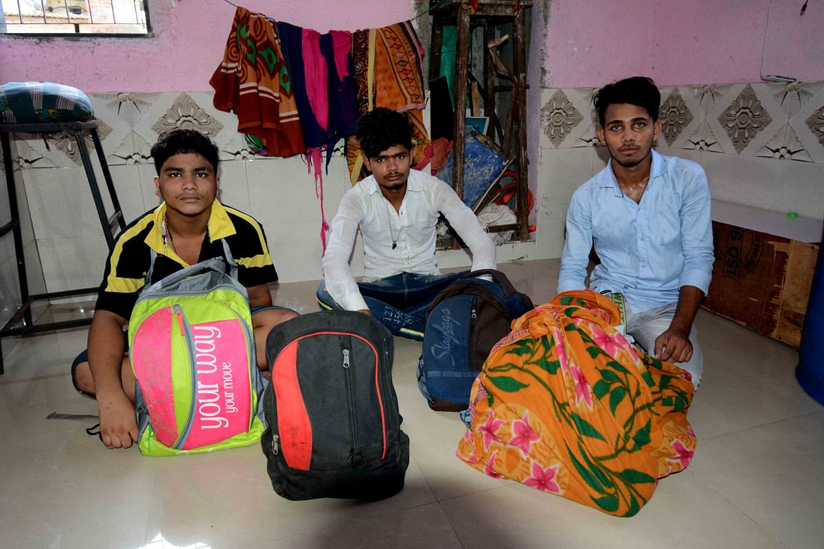 Migrant worker in Mumbai asks, 'when will it be our turn to board a Shramik special?'